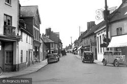 Fordingbridge, High Street c.1955