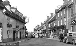 Fordingbridge, High Street c.1960