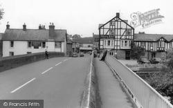 Fordingbridge, On The Bridge c.1960