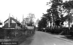 Fordingbridge, Southampton Road c.1950
