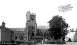 Fordingbridge, St Mary's Church c.1965
