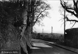 Fordingbridge, Station Road c.1950