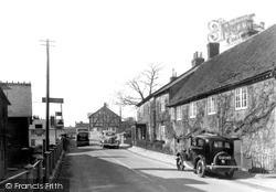 Fordingbridge, The Bridge c.1950