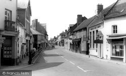 Fordingbridge, The Town c.1965