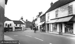 Fordingbridge, The Village c.1960