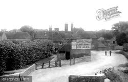 Fordwich, From The Bridge 1899