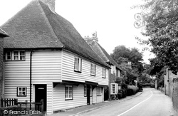 Fordwich, The Maltings c.1955