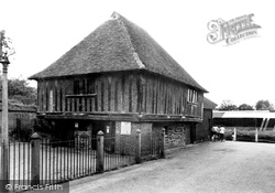 Fordwich, The Town Hall c.1955