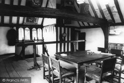 Fordwich, Town Hall Interior c.1955