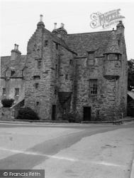 Fordyce, Castle 1961