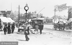 Forest Gate, c.1905