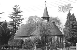 Holy Trinity Church c.1955, Forest Green