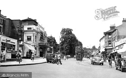 Forest Hill, London Road c.1950