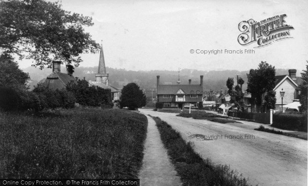 Photo of Forest Row, 1909