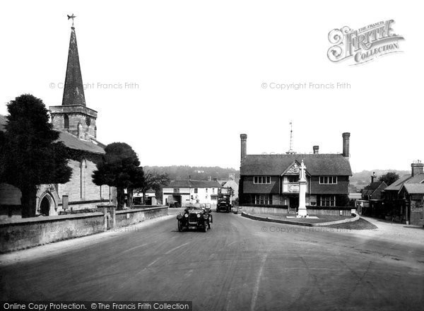 Photo of Forest Row, 1925