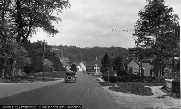 Photo of Forest Row, 1928