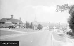 Forest Row, 1936
