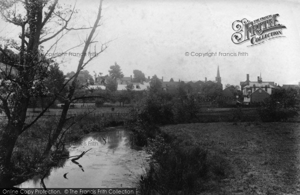 Photo of Forest Row, A View Of The Medway 1907