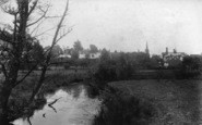 Forest Row, A View Of The Medway 1907