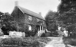 Forest Row, Brambletye Farm 1907