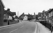 Forest Row, East Grinstead Road c.1965