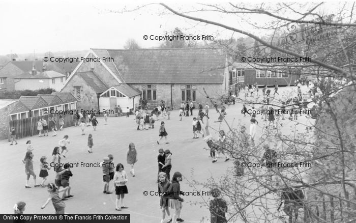 Photo of Forest Row, Forest Row School c.1965