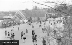 Forest Row, Forest Row School c.1965
