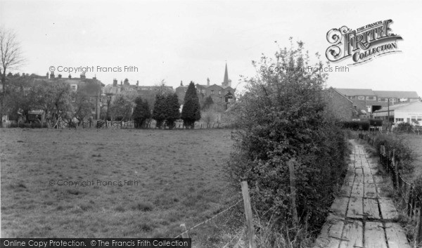 Photo of Forest Row, General View c.1965