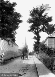 Forest Row, Hartfield Road  1907