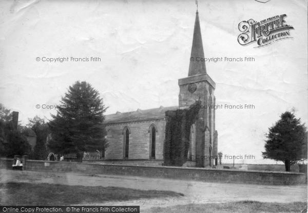 Photo of Forest Row, Holy Trinity Church 1902