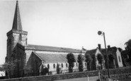 Forest Row, Holy Trinity Church 1960