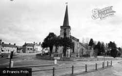 Forest Row, Holy Trinity Church c.1965