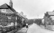 Forest Row, London Road  1907