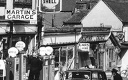 Forest Row, Martin's Garage 1960