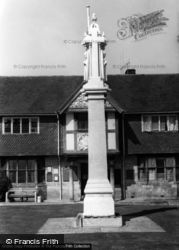 Forest Row, Memorial c.1960
