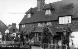 Forest Row, The Chequers c.1960