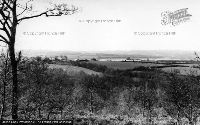 Photo of Forest Row, The Reservoir c.1955