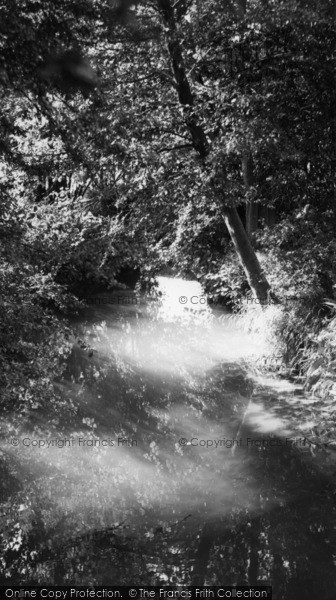 Photo of Forest Row, The Stream c.1965