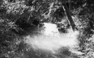 Forest Row, The Stream c.1965