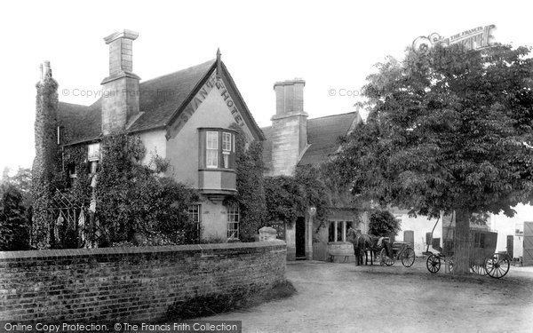 Photo of Forest Row, The Swan 1907