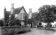 Forest Row, The Swan 1907