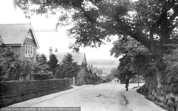 Photo of Forest Row, The Village 1908