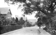Forest Row, The Village 1908