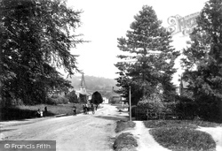Forest Row, The Village 1909