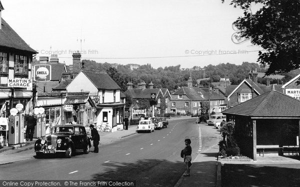 Photo of Forest Row, The Village 1960