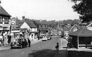 Forest Row, The Village 1960