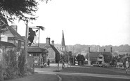Forest Row, The Village c.1955