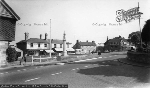 Photo of Forest Row, The Village c.1960