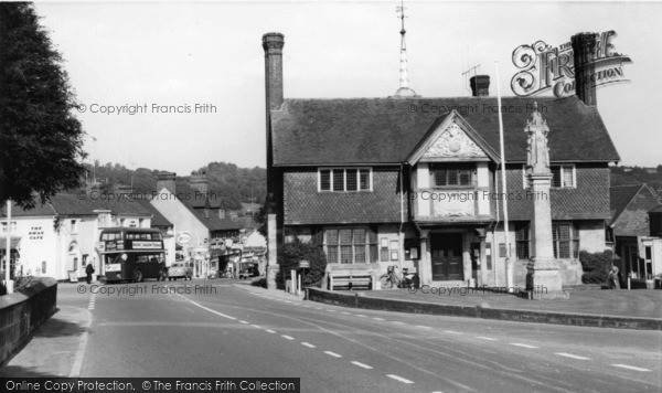 Photo of Forest Row, The Village Hall c.1960