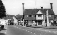 Forest Row, The Village Hall c.1960
